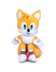 Peluche Tails Sonic soft 30cm