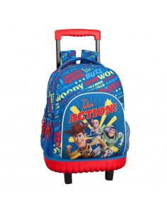 Trolley compacto Toy Story 4 Action 45cm