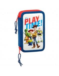 Plumier Toy Story Disney doble 28pzs