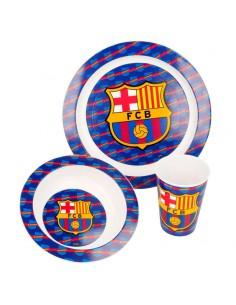 Set desayuno FC Barcelona microondas
