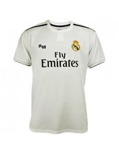 Camiseta Real Madrid blanco junior