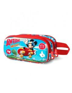 Portatodo 3D Mickey Skater Disney doble