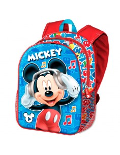 Mochila Mickey Music Disney 40cm