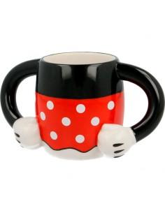 Taza 3D Cuerpo Minnie Disney