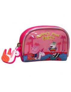 Monedero Peppa Pig Pool Party