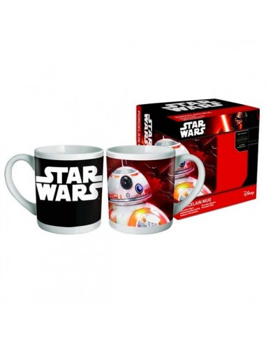 Taza Star Wars BB 8 porcelana