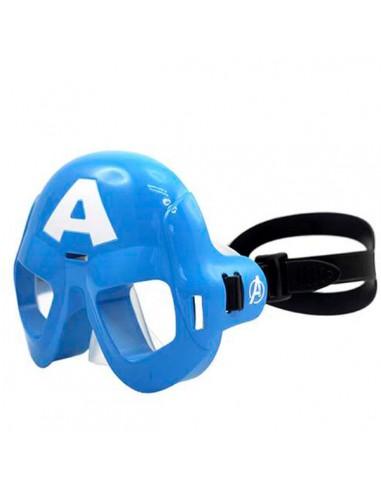 Gafas bucear Vengadores Avengers Marvel Capitan America