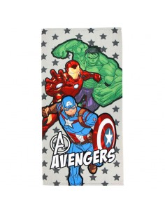 Toalla Vengadores Avengers Marvel microfibra