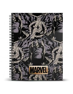 Cuaderno A5 Thanos Vengadores Marvel