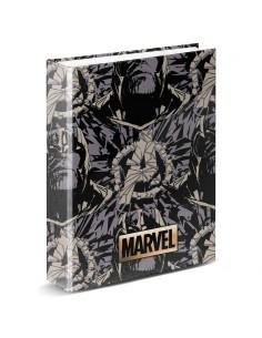 Carpeta A4 Thanos Vengadores Marvel anillas