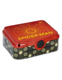 Sandwichera Golden Webs Spiderman Marvel