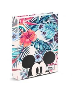 Carpeta A4 Mickey Disney anillas
