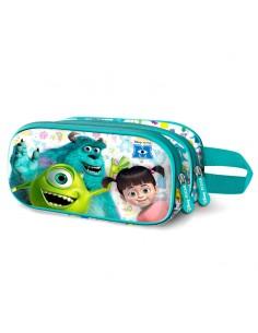 Portatodo 3D 3D Monstruos SA Disney Pixar doble
