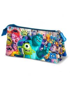 Portatodo Monstruos SA University Disney Pixar triple