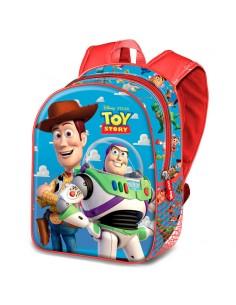 Mochila 3D Buzz and Woody Toy Story Disney 31cm