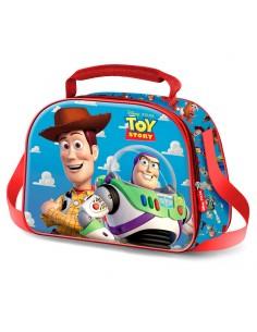 Bolsa portameriendas 3D Buzz and Woody Toy Story Disney