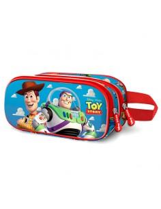Portatodo 3D Buzz and Woody Toy Story Disney doble
