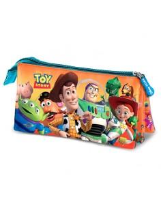 Portatodo Toy Story Disney triple