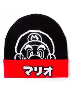 Gorro Mario Super Mario Nintendo