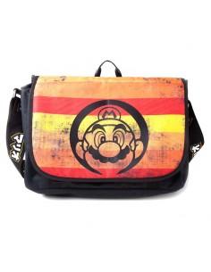 Bolso messenger Super Mario Nintendo