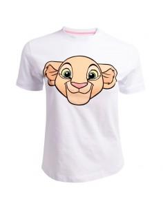 Camiseta Nala El Rey Leon Disney