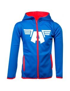 Sudadera capucha Kids Capitan America Vengadores Avengers Marvel