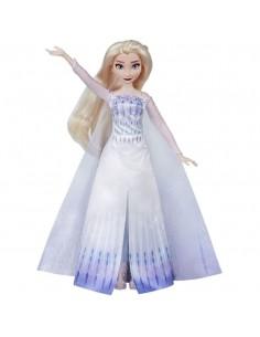 Muneca musical Elsa Frozen 2