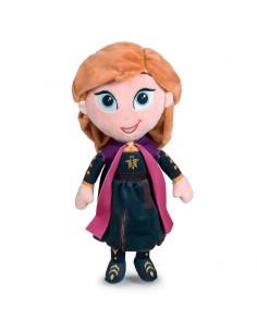 Peluche Anna Frozen 2 Disney 30cm