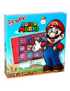 Juego Super Mario Bros Top Trumps Match