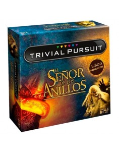 Trivial Pursuit El Senor de los Anillos