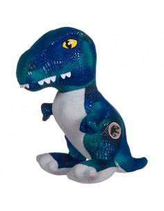 Peluche Dinosaurio Raptor Blue Jurassic World 27cm