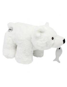 Peluche Oso Polar 45cm