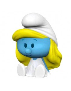 Figura hucha Chibi Pitufina 16cm