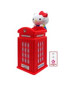 Cargador inalambrico Cabina Londres Hello Kitty