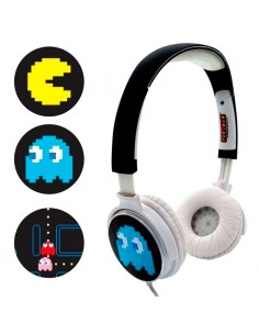 Auriculares personalizables Pac Man