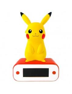 Lampara despertador Pikachu Pokemon