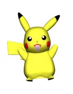 Lampara Led Touch Sensor Pikachu Pokemon