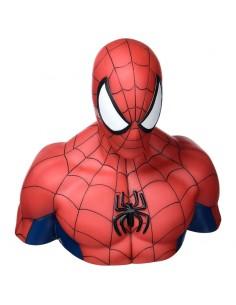 Busto hucha Spiderman Marvel 19cm