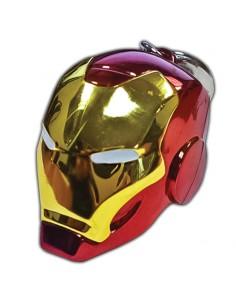 Llavero metal Casco Iron Man Marvel