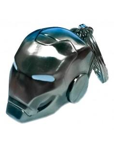 Llavero metal Casco Iron Man Mark II Marvel