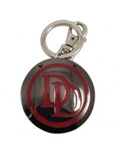 Llavero metal Logo Daredevil Marvel