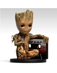 Figura hucha Baby Groot Cassette Guardianes de la Galaxia 2 Marvel