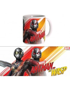 Taza Heroic Duo Ant Man and The Wasp Marvel