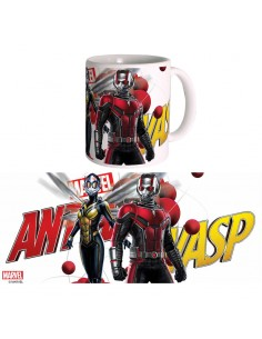 Taza Particles Ant Man and The Wasp Marvel