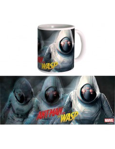 Taza Ghost Ant Man and The Wasp Marvel