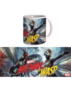Taza Ants Ant Man and The Wasp Marvel