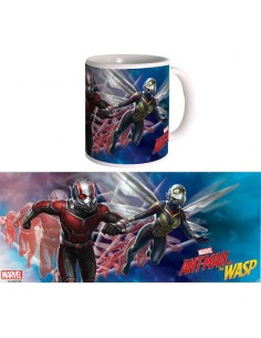 Taza Sub Atomic Ant Man and The Wasp Marvel
