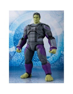 Figura articulada Hulk Vengadores Avengers Endgame Marvel 19cm