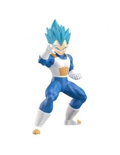 Figura Super Saiyan God Super Saiyan Vegeta Model Kit Dragon Ball Super 14cm