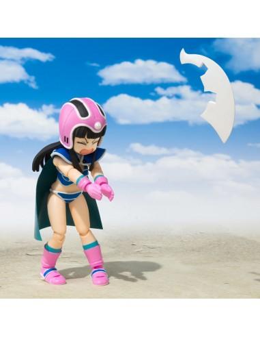 Figura articulada Chichi Kid Dragon Ball 10cm